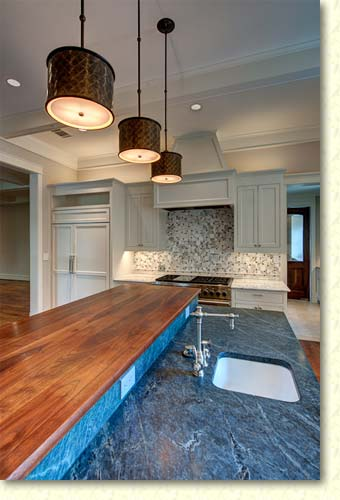 22401 Hatley Drive kitchen island